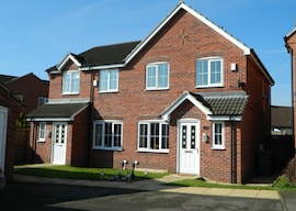 New Homes South Normanton Hill Ball